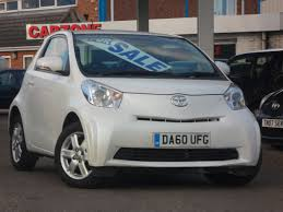 toyota iq used toyota iq 1 0 vvt i 3dr for sale in louth lincolnshire