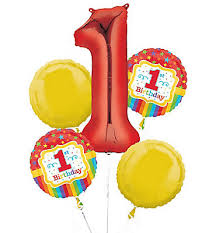 1st birthday balloon delivery birthday balloons party city