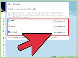 how to find people on twitter 7 steps with pictures wikihow