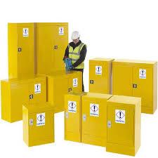 hazardous storage cupboards workplace stuff