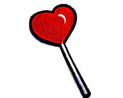 heart lollipop heart lollipop etsy