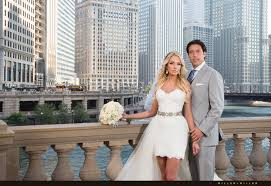 chicago wedding photographers natalie ed swiderski tribune tower chicago wedding photographer