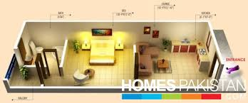 700 sq ft 700 sq ft 1 bedroom s apartment for sale e 11 islamabad by