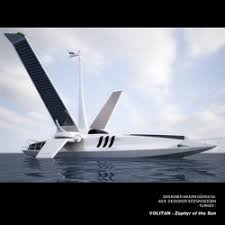 volitan u201d is a new lightweight and futuristic concept boat for