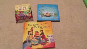 the usborne bookshelf bible stories youtube