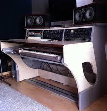 Oak Studio Desk by Zaor Miza 88 Xl Bleached Oak Image 863943 Audiofanzine