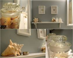 beach themed master bathroom decorating clear