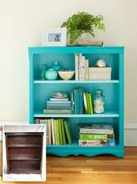 Green Bookcase Blue Bookcases Foter