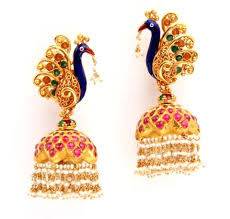 gold earrings online indian gold earrings online s indian gold jewellery online usa