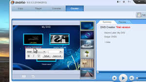 how to create your own dvd with menu using dvdfab 9 youtube