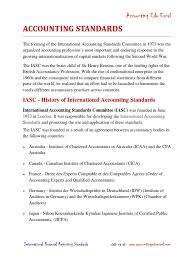 1 history of accounting standards pdf international financial
