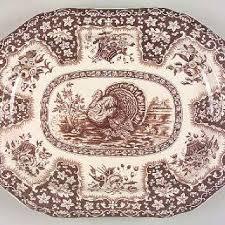 turkey platters thanksgiving 631 best turkey platter images on turkey plates vintage
