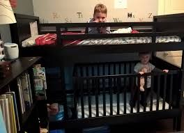 Crib Bunk Beds Tiny Tots Is Actually Here Bunk Beds