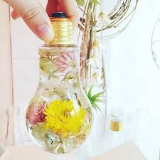 in light bulbs beautiful blooms suspended in light bulbs vuing com