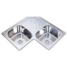 evier de cuisine d angle évier de cuisine en inox et en céramique évier d angle
