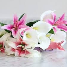shop silk flowers at afloral artificial flowers