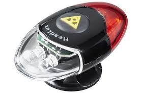 topeak headlux helmet light 10 lumen bike lights cycles