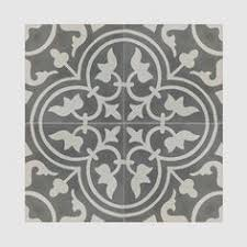 Floor And Tile Decor Outlet Merola Tile Twenties Classic Ceramic Floor And Wall Tile 7 3 4
