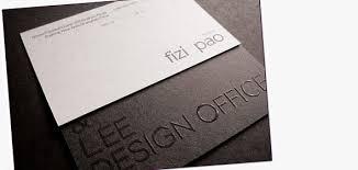 visitenkarte design 8 inspirationsquellen für hochwertige visitenkarten designs