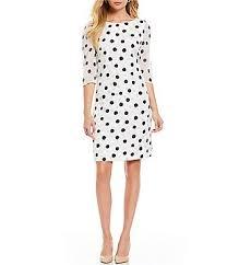 design pattern of dress karl lagerfeld paris women s clothing dillards com