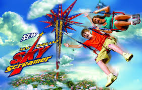 Six Flags New England Park Map The 10 Worst Theme Park Rides In The World For Acrophobia