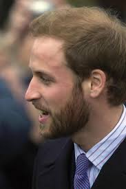 prince william, romancing the beard