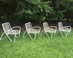 vintage patio furniture etsy