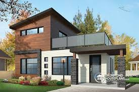 House And Floor Plan Contemporary Tiny Home With 2 Bedrooms 2 Storey 2 Bedroom Small