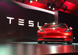 the tesla model 3 is here and it u0027s ridiculously