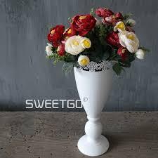Flowers For Floor Vases Aliexpress Com Buy America Style Flower Vases Home Room Garden
