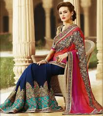 engagement sarees for indian evening saree designs for engagement fashion
