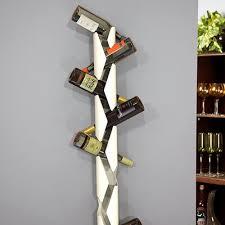 snow 13 bottle wall mounted wine rack u0026 reviews allmodern