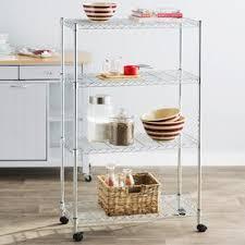 White Wire Shelving Unit by Storage Shelves U0026 Shelving Units You U0027ll Love Wayfair