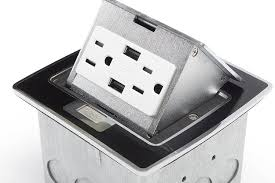 Lew Electric Pop Up Outlet by Lew Electric Pufp Ct Bk 2usb Pop Up Counter Top Plate With 15 Amp