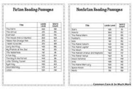 reading passage 1st grade reading fluency and comprehension 1st grade by mazur tpt
