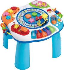 table d activité bébé avec siege table d activités picwic