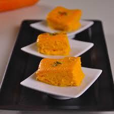 cuisiner des carottes en rondelles recette flan de carottes cuisine madame figaro