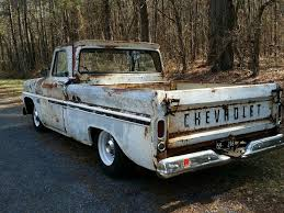 opel rat 1966 chevrolet c10 shop truck rat rod killer patina short bed big