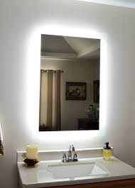 installing lighted makeup mirror wall mount u2014 the decoras