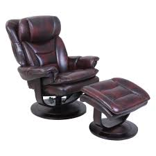 Reclining Swivel Chairs For Living Room by Ottomans Synergy Leather Recliner Pulaski Power Recliner Costco