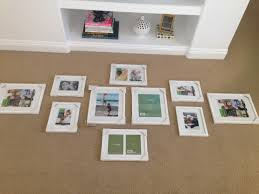 the easy way to hang a gallery wall u2013 avenue of joy
