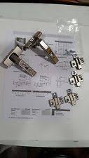blum modul 95 deg inset blind corner hinge with 0mm plate 80 995
