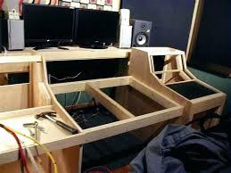 home recording studio desk u2013 winterwarmer co