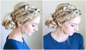 cute girl hairstyles how to french braid best upside down braid ideas on pinterest french bun 15 hairstyles