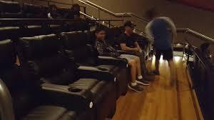 motorized recliner seats at regal yelp