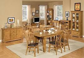 Oak Dining Room Sets With Hutch - Oak dining room set