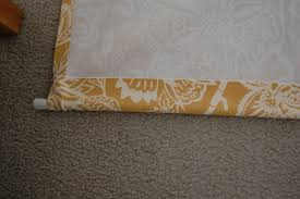 No Sew Roman Shades How To Make - how to make a no sew faux roman shade u2014 the penny drawer