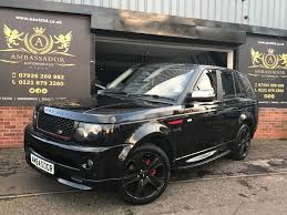 land rover autobiography red interior land rover range rover sport 2 7 td v6 hse 2012 autobiography red