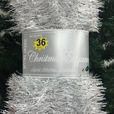 amazon com 36 ft christmas garland classic christmas decorations
