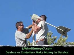 Small Wind Turbines For Home - residential home wind turbine youtube